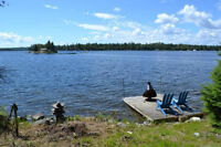 Lake of the Woods- Cameron Island Cottage For Rent