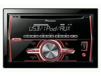 Car radio double
