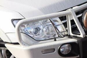 2015 Mitsubishi Pajero NX MY15 GLX White 5 Speed Sports Automatic Wagon Wilson Canning Area Preview