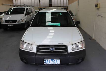 2003 Subaru Forester Auto Low Mileage Long Rego 1 Year Warranty Mordialloc Kingston Area Preview