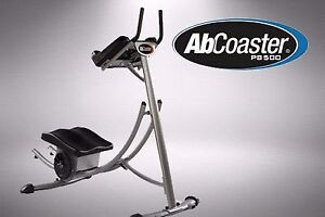 AB COASTER PRO PS500 HOME ABDOMINAL CRUNCH MACHINE Mango Hill Pine Rivers Area Preview