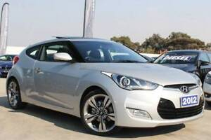 From $351 Per Month on Finance* 2012 Hyundai Veloster Coupe Coburg Moreland Area Preview