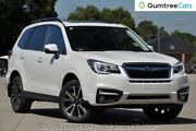 2017 Subaru Forester S4 MY18 2.5i-S CVT AWD Crystal White 6 Speed Constant Variable Wagon Osborne Park Stirling Area Preview