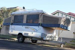 Jayco Swan Outback Ashbury Canterbury Area Preview