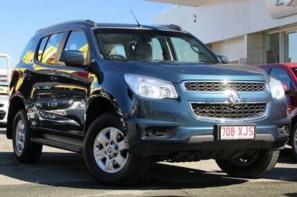 2015 Holden Colorado 7 RG MY15 LT Blue 6 Speed Sports Automatic Wagon