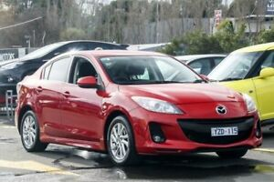 2012 Mazda 3 BL10F2 Maxx Activematic Sport Red 5 Speed Sports Automatic Sedan Ringwood East Maroondah Area Preview