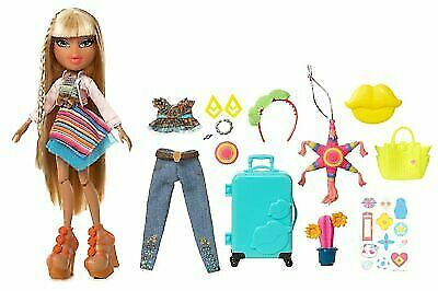 Bratz Study Abroad Doll - Raya to Mexico With Change Of Clothes
