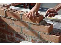 Bricklaying, plumbing, tiling work wanted