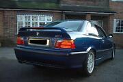 E36 M3 Rear Bumper