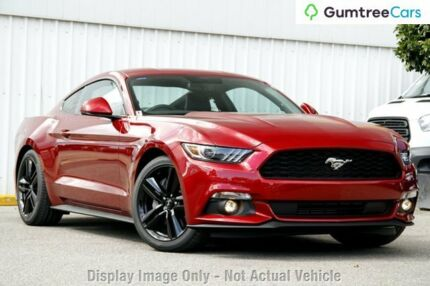 2017 Ford Mustang FM MY17 Fastback SelectShift Ruby Red 6 Speed Sports Automatic Fastback