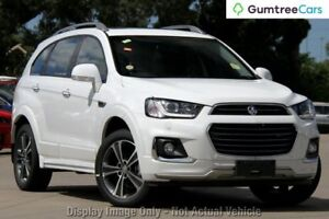 2015 Holden Captiva CG MY16 LTZ AWD Silver 6 Speed Sports Automatic Wagon Myaree Melville Area Preview