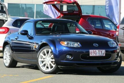 2007 Mazda MX-5 NC30F1 MY07 Blue 6 Speed Manual Softtop