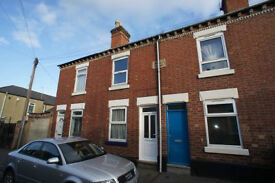 A newly decorated 2 bedroom terraced house