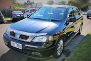 2004 Holden Astra Sedan CDX TS (Leather) + Rego + Logbook Service Mulgrave Monash Area Preview