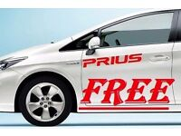 PCO DRIVERS WANTED FOR FREE COMPANY CAR EARN UPTO £1200 P/W