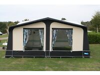 Kampa Carnival Awning - 875 (Size 10) To Fit Measurements 863-888cm. ***AS NEW***