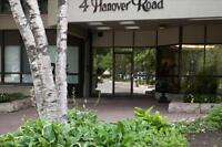 Central Park Dr. and Queen St. E.: 2 and 4 Hanover Road, 1BR