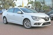 2017 Renault Megane White Sports Automatic Dual Clutch Hatchback Pearsall Wanneroo Area Preview