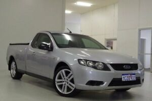 2008 Ford Falcon FG R6 Ute Super Cab Silver 4 Speed Sports Automatic Utility Myaree Melville Area Preview