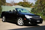 2010 Chrysler Sebring JS MY10 Limited Black 6 Speed Sports Automatic Convertible Berwick Casey Area Preview