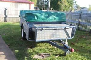 Off Road Soft Floor Camper Trailer Beaconsfield Mackay City Preview
