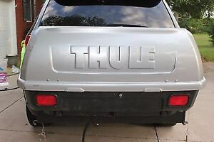 Thule 684 Terrapin Hitch Cargo Box