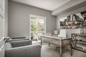 New Building - Condo style suites, high-end finishes, location!