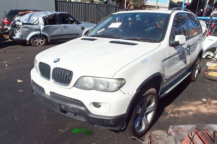 BMW X5 E53 3.0d Turbo Diesel Engine Door Mirror Mag Towbar Parts Revesby Bankstown Area Preview