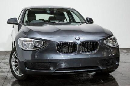 2014 BMW 116i F20 MY0314 Steptronic Grey 8 Speed Sports Automatic Hatchback