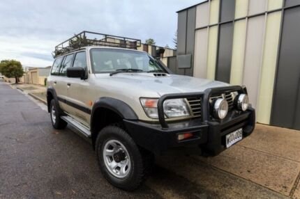 2000 Nissan Patrol GU II ST Gold 4 Speed Automatic Wagon Hove Holdfast Bay Preview