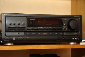 Technics SA EX 700 Dolby surround 5.1 AV Receiver