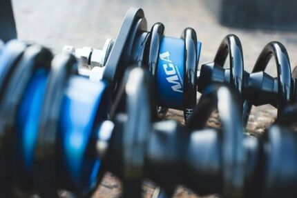 MCA Blue Series Coilovers Holden VE Commodore SS HSV GTS