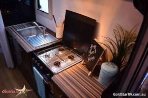 2016 GoldStar RV Liberty Tourer 849 fully insulated