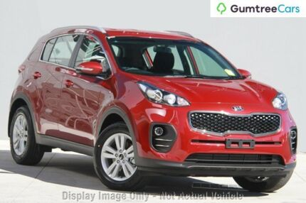 2017 Kia Sportage QL MY18 Si 2WD Fiery Red 6 Speed Sports Automatic Wagon Mount Barker Mount Barker Area Preview