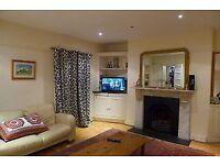 West Kensington/ Barons Court...spacious 3 bed, garden flat ....must be seen