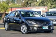 2009 Mazda 6 GH1051 MY09 Classic Black 5 Speed Sports Automatic Sedan Heidelberg Heights Banyule Area Preview