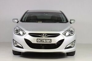 2012 Hyundai i40 VF2 Elite Silver 6 Speed Sports Automatic Sedan