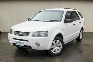 2006 Ford Territory White Sports Automatic Wagon Dandenong Greater Dandenong Preview