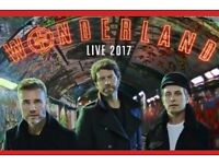Take That - Tickets for 9th June o2 London