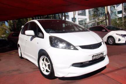 2008 Honda Jazz GLi Auto MY09 Long Rego Modified