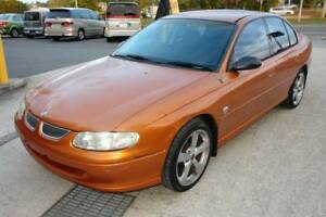 1999 VT Holden Commodore sedan 3.8ltr V6 with a 4spd automatic t Biggera Waters Gold Coast City Preview