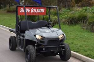 1 ONLY NEW POLARIS M1400 2WD - SUPERSEDED - SAVE $4000 Aldinga Beach Morphett Vale Area Preview