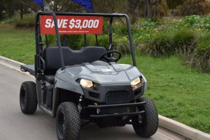 1 ONLY NEW POLARIS M1400 2WD - SUPERSEEDED - SAVE $4000 Aldinga Beach Morphett Vale Area Preview