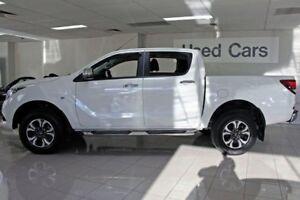 2016 Mazda BT-50 MY16 XTR (4x2) Cool White 6 Speed Manual Dual Cab Utility