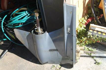 Yamaha outboard F250BET left hand gearbox.