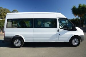 2011 Ford Transit VM Mid Roof White 6 Speed Manual Bus Acacia Ridge Brisbane South West Preview