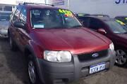 2005 FORD ESCAPE XLS ZB 4D WAGON 2.3L INLINE 4 4 SP AUTOMATIC Victoria Park Victoria Park Area Preview