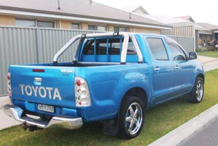Toyota Hilux SR5 V6 4.2 2005