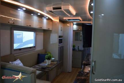 2016 GoldStar RV Liberty Tourer 833