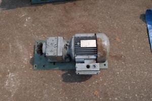 SEW Euro Drive 2hp Gear Motor